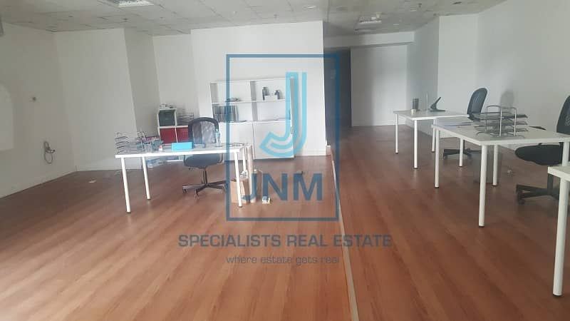 2 Fitted retail in great location at JLT