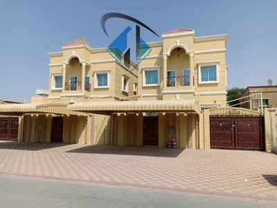 5 Bedroom Villa for Sale in Al Mowaihat, Ajman - New Villa For Sale Special Finishing Large Building Area In Front Of Ajman Academy On The Main Road