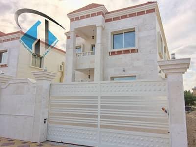 5 Bedroom Villa for Sale in Al Rawda, Ajman - Brand new Villa For Sale In Ajman Two Floors High Quality finishing and good Location