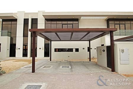 فیلا 3 غرف نوم للايجار في داماك هيلز (أكويا من داماك)، دبي - 3 Bed TH-M1 | Park Facing | Available Now
