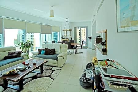 1 Bedroom Apartment for Sale in Dubai Marina, Dubai - Vacant | Walk-in Wardrobe | Marina Views