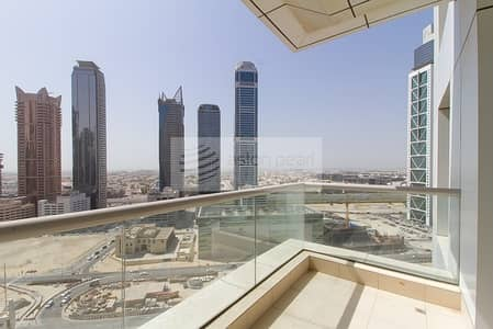 2 Bedroom Apartment for Rent in Business Bay, Dubai - Large 2 BR Apartment with Beautiful View