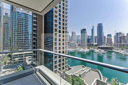 2 Bedroom Apartment for Sale in Dubai Marina, Dubai - Best 2Bedroom Layout in Marina Promenade