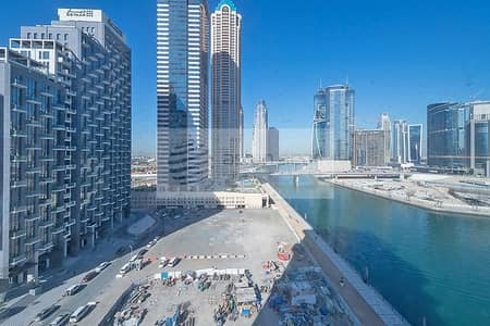 Studio for Rent in Business Bay, Dubai - Canal View I Studio with AC and Gas Free