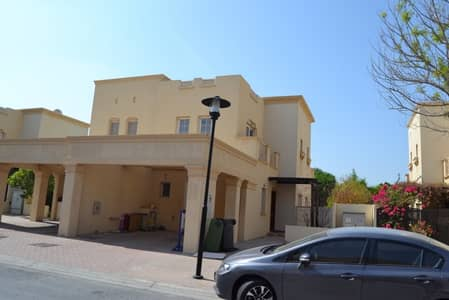 2 Bedroom Villa for Rent in The Springs, Dubai - Springs  Type 4M 2 Bedroom    Study Villa Back To Back