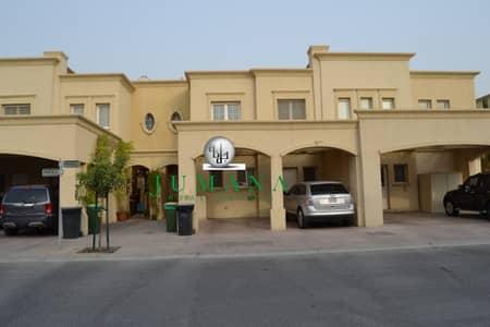3 Bedroom Villa for Rent in The Springs, Dubai - Springs Type 2M 3 Bedroom     Study  Maid villa