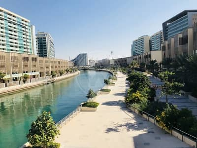 3 Bedroom Apartment for Rent in Al Raha Beach, Abu Dhabi - Full sea view home|Beachfront community