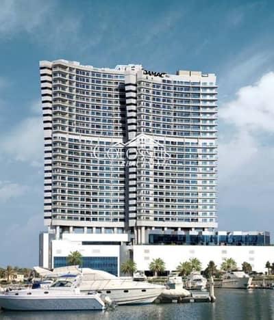فلیٹ 1 غرفة نوم للايجار في جزيرة الريم، أبوظبي - Hot Deal! Huge 1 BR at Oceanscape by Damac!