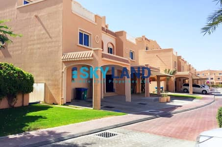 5 Bedroom Villa for Rent in Al Reef, Abu Dhabi - vacant soon 5br w private pool 139k only