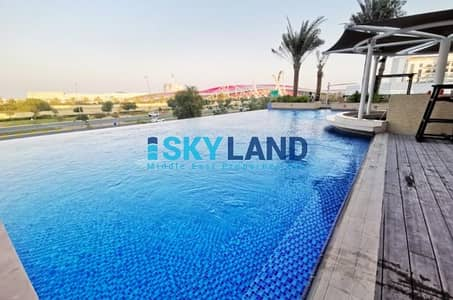 Studio for Rent in Yas Island, Abu Dhabi - VACANT NOW ! Large Studio in Ansam 75k