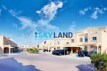 2 Bedroom Villa for Rent in Al Reef, Abu Dhabi - Ready to move in ! 2Beds Villa - 2Payments 83k