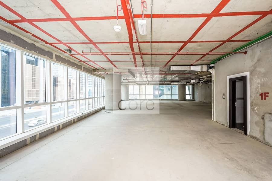 2 Shell and Core Office Space | Mid Floor