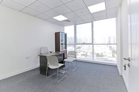 Office for Rent in Al Muroor, Abu Dhabi - Unconventional Office Space for Rent in Business Centre is Now Open
