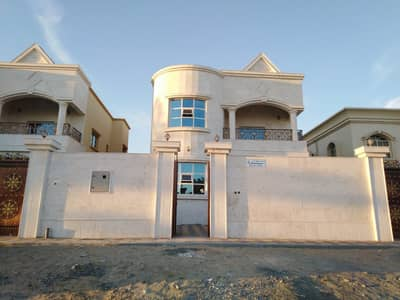 5 Bedroom Villa for Sale in Al Rawda, Ajman - Villa Construction and Personal Finishing Good location near main road and all services with bank fi