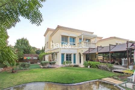 3 Bedroom Villa for Sale in Jumeirah Village Triangle (JVT), Dubai - 3 BR VOT | Extended Kitchen | Large Plot