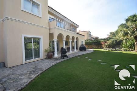 5 Bedroom Villa for Sale in Green Community, Dubai - Cul De Sac | End Plot | Amazing Gardens.