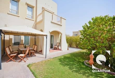 2 Bedroom Villa for Sale in The Springs, Dubai - Large Corner Plot | Well Maintained | 4E