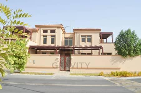 6 Bedroom Villa for Sale in Al Raha Golf Gardens, Abu Dhabi - HOT DEAL! Exclusive and Big 6BR Villa in Golf Gardens