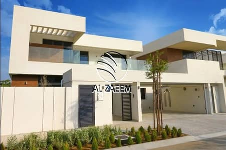 4 Bedroom Villa for Sale in Yas Island, Abu Dhabi - Huge Plot. Below Original. 3 Corner. Ready 4BR Villa