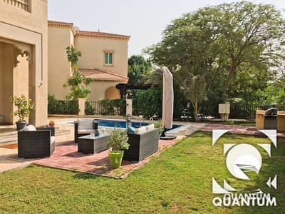 4 Bedroom Villa for Rent in Jumeirah Islands, Dubai - Well Maintained| Close to Club House| 4Bed