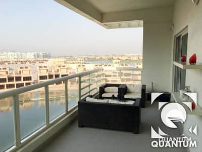 3 Bedroom Apartment for Rent in Jumeirah Heights, Dubai - Lake View| Large Terrace| New To Market