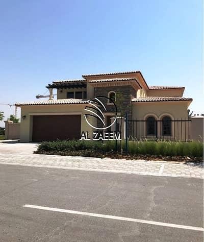 4 Bedroom Villa for Rent in Saadiyat Island, Abu Dhabi - Luxurious 4 Bedroom Villa in Saadiyat Beach at the Lowest Price.
