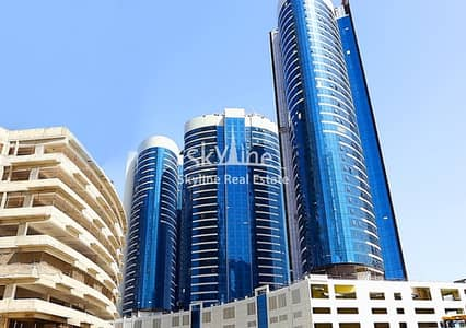 Studio for Rent in Al Reem Island, Abu Dhabi - 2 cheques! VACANT STUDIO Unit on high floor