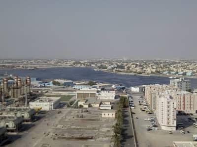 شقة 2 غرفة نوم للايجار في عجمان وسط المدينة، عجمان - شقة في برج الصقر عجمان وسط المدينة 2 غرف 33000 درهم - 3745608