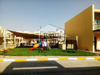 2 Bedroom Townhouse for Rent in Dubai South, Dubai - Stunning Brand New 2BHK Townhouse for rent 55k only in Sahara Meadows 2 Dubai South