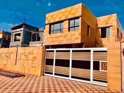 5 Bedroom Villa for Sale in Al Mowaihat, Ajman - Villa for sale new design and distinctive