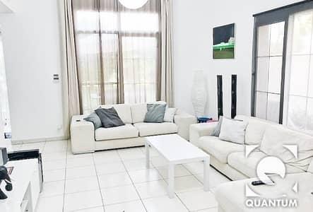 3 Bedroom Villa for Rent in The Springs, Dubai - Full Lake View|1E|Huge Plot|Vacant Now