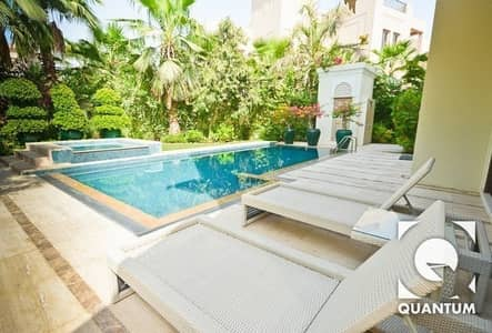 6 Bedroom Villa for Sale in Al Barari, Dubai - High End | Furnished And Fully Upgraded.