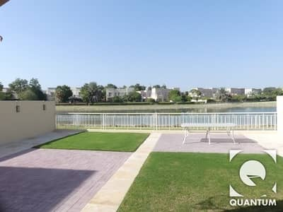 3 Bedroom Villa for Rent in The Springs, Dubai - Lake View | 2E | Pool And Park Opposite.