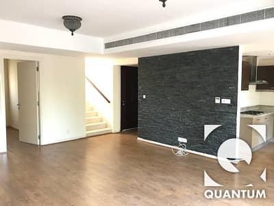 3 Bedroom Villa for Rent in The Springs, Dubai - Upgraded |3M| Wooden Flooring| Single Row