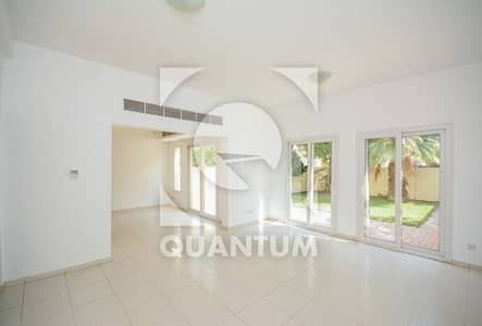 3 Bedroom Villa for Rent in The Springs, Dubai - Pool And Park Backing|2M|Modified|Vacant