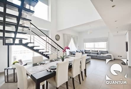 3 Bedroom Apartment for Rent in Jumeirah Heights, Dubai - Modern| Good Condition|Appliances Included