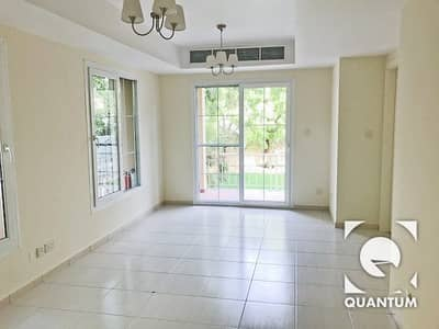 2 Bedroom Villa for Rent in The Springs, Dubai - Back To Back |4E| Well Maintained Vacant
