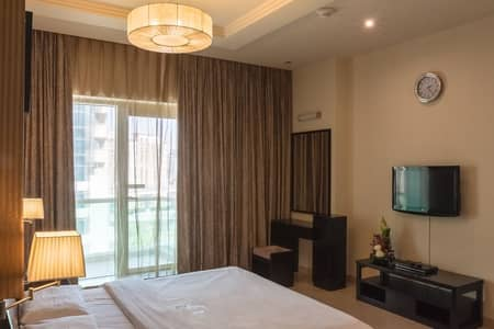 1 Bedroom Flat for Rent in Al Barsha, Dubai - Best Deal|Fully Furnished and Serviced 1 Bedroom Apartment 65k