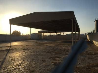 ارض صناعية  للايجار في السجع، الشارقة - ارض صناعية في السجع 130000 درهم - 3842697