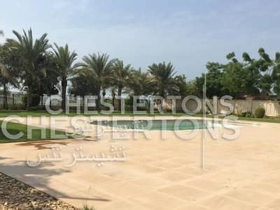 5 Bedroom Villa for Rent in Saadiyat Island, Abu Dhabi - Fully Furnished Villa With  Private Pool