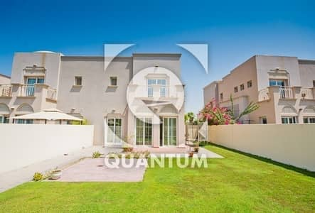 3 Bedroom Villa for Rent in The Springs, Dubai - Type 3E | Full Lake View | Park Backing.
