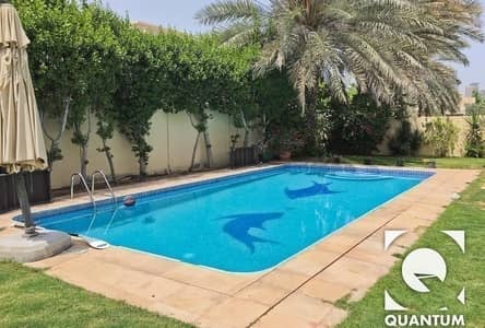 5 Bedroom Villa for Rent in The Meadows, Dubai - Private Pool | Great Location | Upgraded