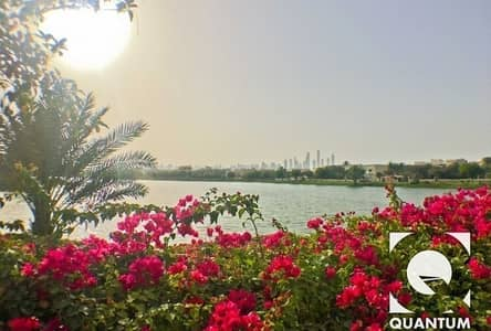 5 Bedroom Villa for Rent in The Meadows, Dubai - Lake View | Huge Corner Plot | Hattan L1