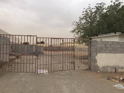 Industrial Land for Rent in Al Saja, Sharjah - 20. 000SQFTOPENYARD20KWELECTRICITYWATERSHARJHASAJAINDRESTIALAREA