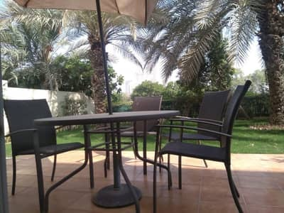 3 Bedroom Villa for Rent in The Springs, Dubai - The Spring 9 Type M Vacant Ready to move in Villa 3 Bed with Study Lake view Rent 135000/-