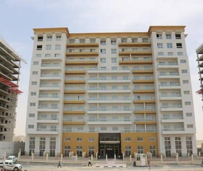 3 Bedroom Flat for Rent in Dubailand, Dubai - Good Deal Living Legend Hercules Tower 3 bedroom with maid room Golf Course View Rent 85000/-