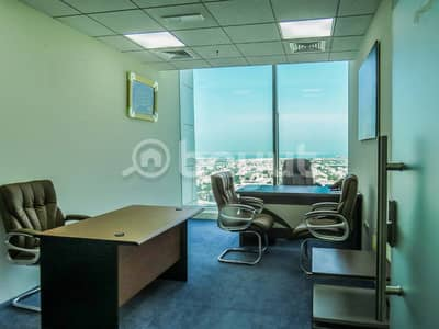 Office for Rent in Business Bay, Dubai - ESTIDAMA CONTRACT FOR LICENSE RENEWAL - ANNUAL CONTRACT 2999 AED ONLY