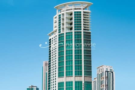 2 Bedroom Flat for Rent in Al Reem Island, Abu Dhabi - Vacant Bright 2BR Apartment in Rak Tower