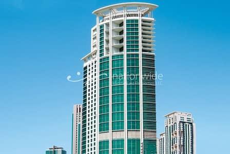 2 Bedroom Flat for Rent in Al Reem Island, Abu Dhabi - Vacant Bright 2BR Apartment in Rak Tower