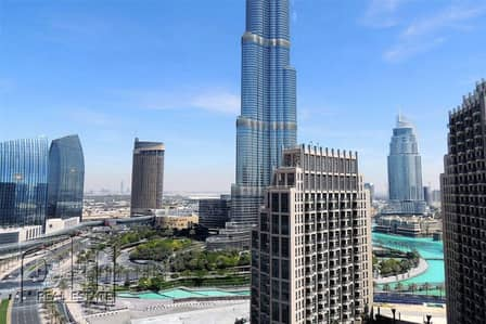 2 Bedroom Flat for Rent in Downtown Dubai, Dubai - Best Layout | BK Views | Excellent Condition
